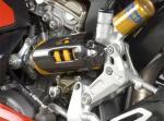 Protection d amortisseur carbone R G 26 7 X 28 6