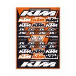 Stickers Blackbird KTM