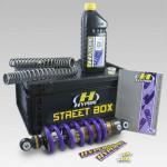 Street Box Hyperpro 990 Adventure EFI  2008 2013